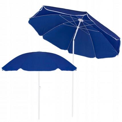 Пляжна парасолька з регульованою висотою та нахилом Springos 180 см BU0007