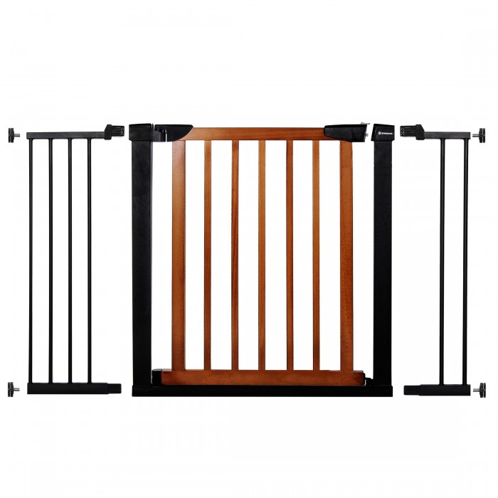 Дитячий бар'єр (ворота) безпеки 118-124 см Springos SG0003BC
