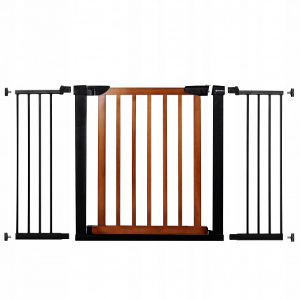 Дитячий бар'єр (ворота) безпеки 132-138 см Springos SG0003CC