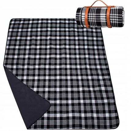 Коврик для пікніка та кемпінгу складаний Springos 200 x 200 см PM025
