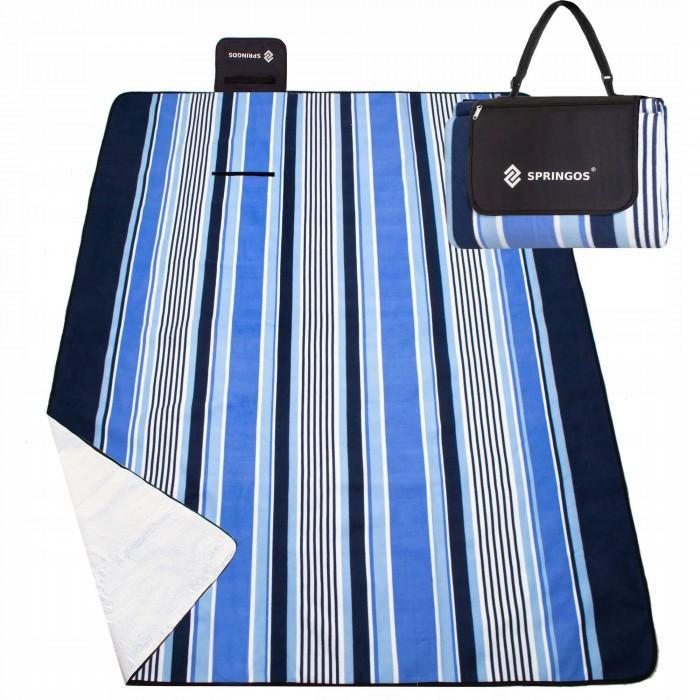 Коврик для пикника и кемпинга складной Springos 220 x 180 см PM018