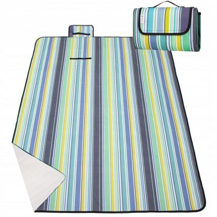 Коврик для пляжу та пікніка складаний Springos 170 x 130 см PM026