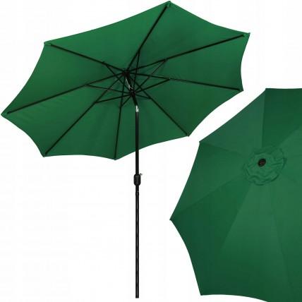 Зонт садовый стоячий (для террасы, пляжа) с наклоном Springos 290 см GU0019
