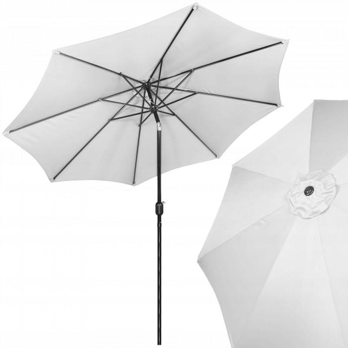 Зонт садовый стоячий (для террасы, пляжа) с наклоном Springos 290 см GU0020