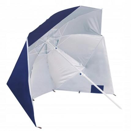 Пляжный зонт-тент 2 в 1 Springos XXL BU0015