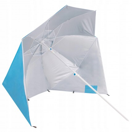 Пляжна парасолька-тент 2 в 1 Springos XXL BU0014