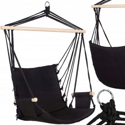 Крісло-гамак сидячий (бразильський) Springos 130 x 90 см HM014