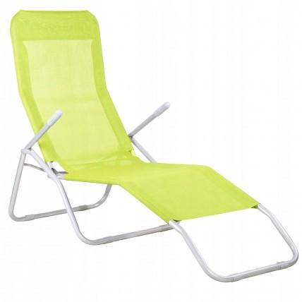 Шезлонг (лежак) пляжний Springos GC0006