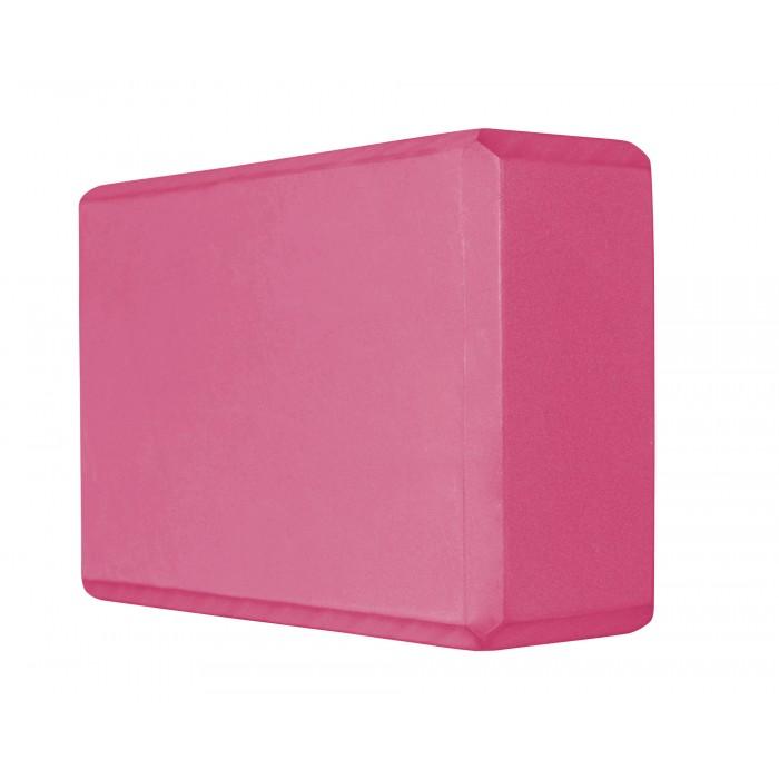 Блок для йоги SportVida SV-HK0168 Pink