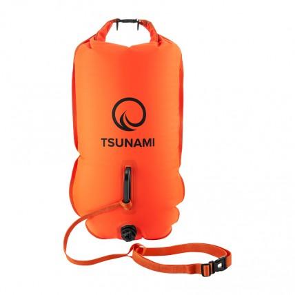 Буй для плавання TSUNAMI надувний 2 в 1 TS0001