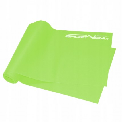 Стрічка-еспандер для спорту та реабілітації SportVida Flat Stretch Band 200 х 15 см 1-5 кг SV-HK0184