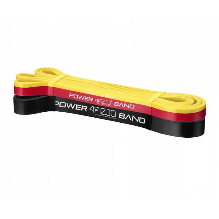 Еспандер-петля (резинка для фітнесу і спорту) 4FIZJO Power Band 3 шт 2-17 кг 4FJ0062