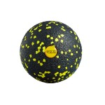 Массажный мяч 4FIZJO EPP Ball 08 4FJ0056 Black/Yellow