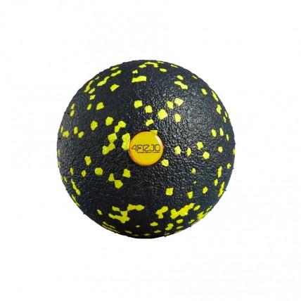 Масажний м'яч 4FIZJO EPP Ball 08 4FJ0056 Black/Yellow