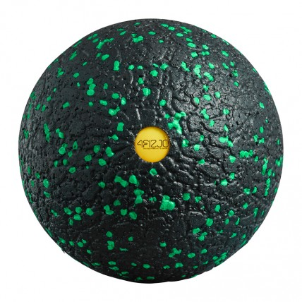Масажний м'яч 4FIZJO EPP Ball 12 4FJ1264 Black/Green