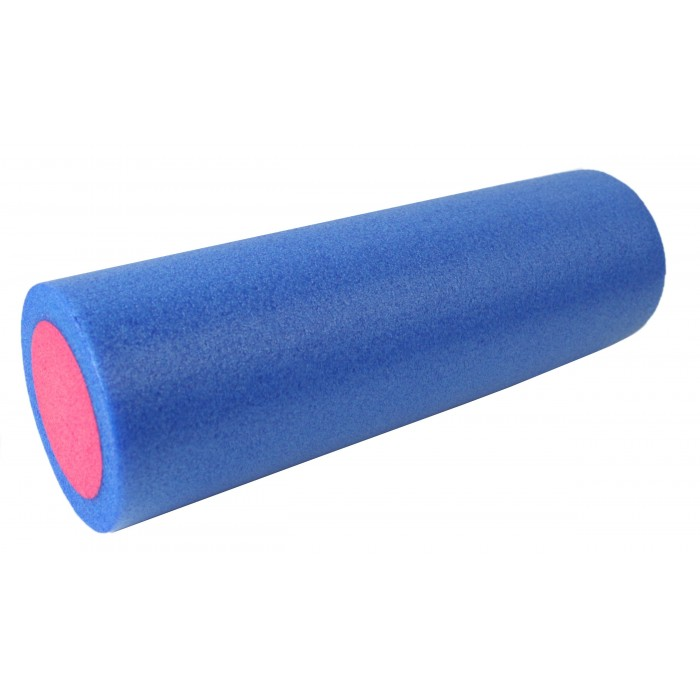 Массажный ролик (валик, роллер) SportVida SV-HK0064 Blue