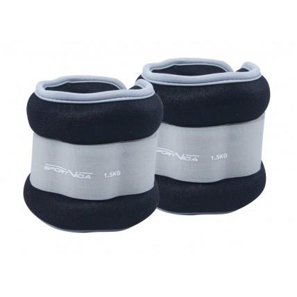Обважнювачі для ніг та рук SportVida 2 x 1.5 кг SV-HK0035
