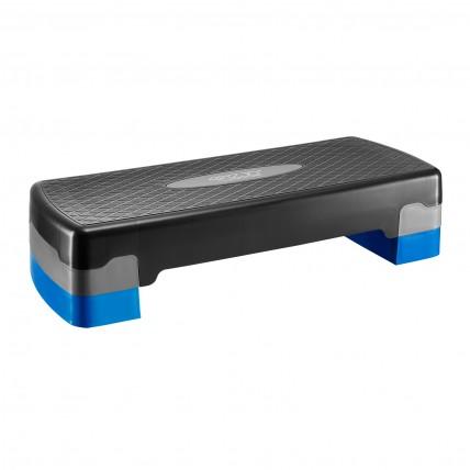 Степ-платформа 2-ступінчаста 4FIZJO 4FJ1370 Black/Blue