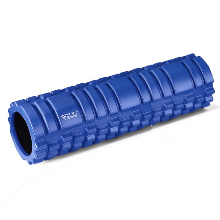 Массажный ролик (валик, роллер) 4FIZJO 45 x 15 см 4FJ0106 Blue
