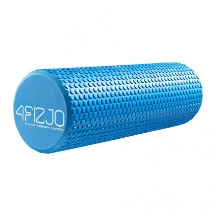 Масажний ролик (валик, роллер) 4FIZJO EVA 45 x 15 см 4FJ0119 Blue