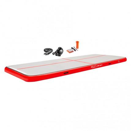 Мат гімнастичний надувний 4FIZJO Air Track Mat 600 x 200 x 20 см 4FJ0204