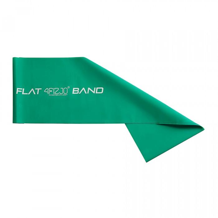 Лента-эспандер для спорта и реабилитации 4FIZJO Flat Band 200 х 15 cм 5-8 кг 4FJ0005