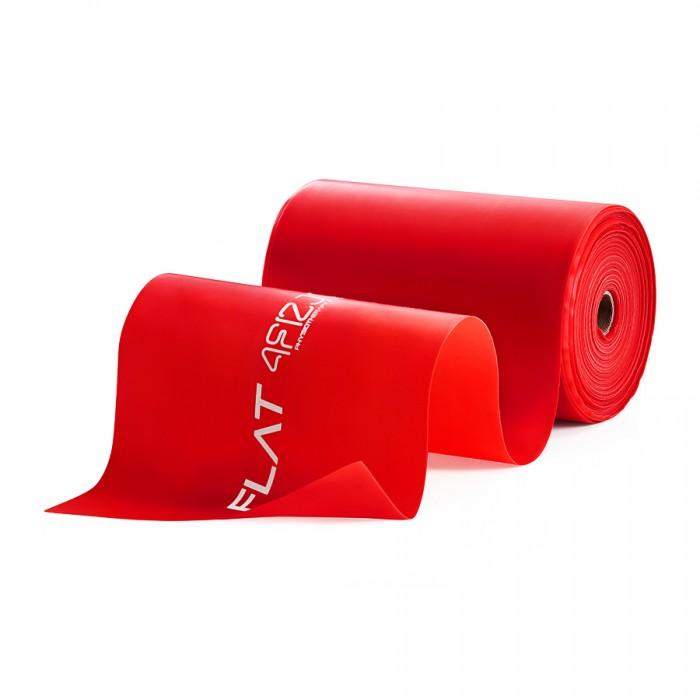 Лента-эспандер для спорта и реабилитации 4FIZJO Flat Band 30 м 2-4 кг 4FJ0102