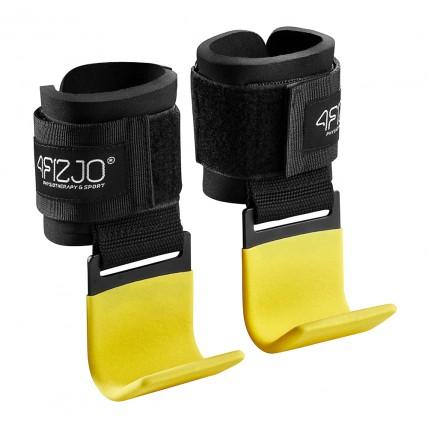 Гачки для перекладини та тяги 4FIZJO Hooks 4FJ0121