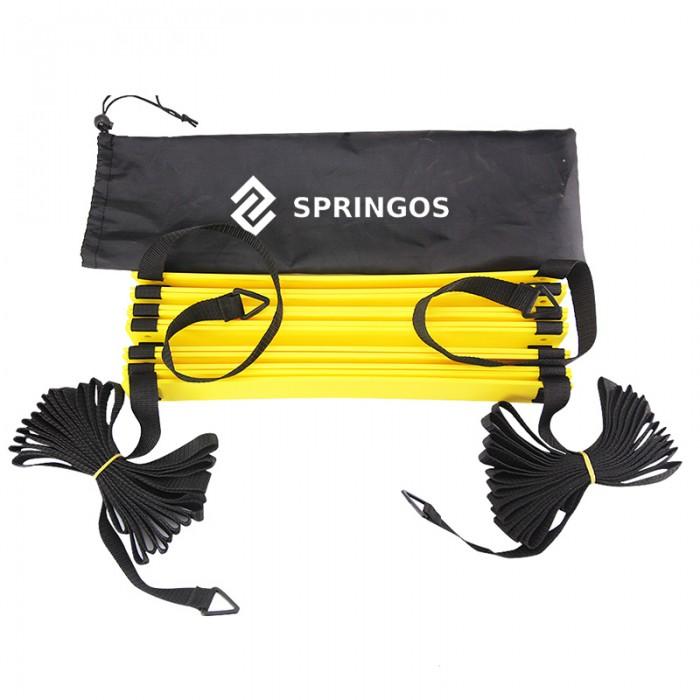 Координаційна драбина (швидкісна доріжка) Springos 4 м FA0040