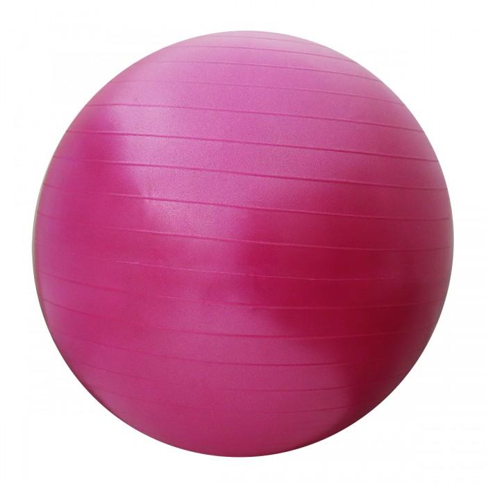 М'яч для фітнесу (фітбол) SportVida 65 см Anti-Burst SV-HK0289 Pink