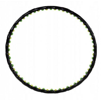 Обруч масажний з магнітами 4FIZJO Hula Hoop 98 см 4FJ0132