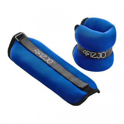 Обважнювачі-манжети для ніг та рук 4FIZJO 2 x 3 кг 4FJ0125