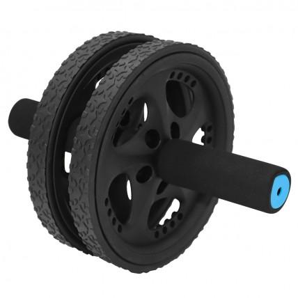 Ролик (колесо) для преса подвійний SportVida SV-HK0308