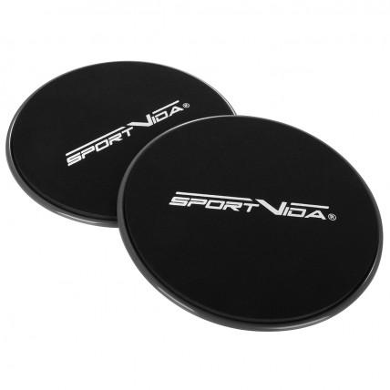Диски (слайдеры) для скольжения (глайдинга) SportVida Sliding Disc SV-HK0378