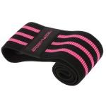 Резинка для фітнесу та спорту із тканини SportVida Hip Band Size L SV-HK0262