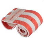 Резинка для фітнесу та спорту із тканини SportVida Hip Band Size M SV-HK0252