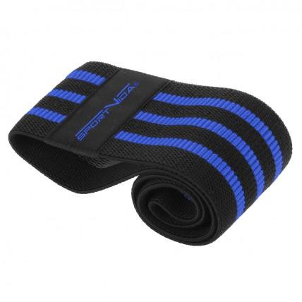 Резинка для фитнеса и спорта тканевая SportVida Hip Band Size M SV-HK0264