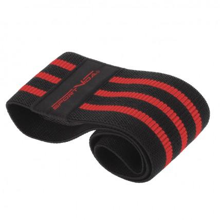 Резинка для фитнеса и спорта тканевая SportVida Hip Band Size S SV-HK0263