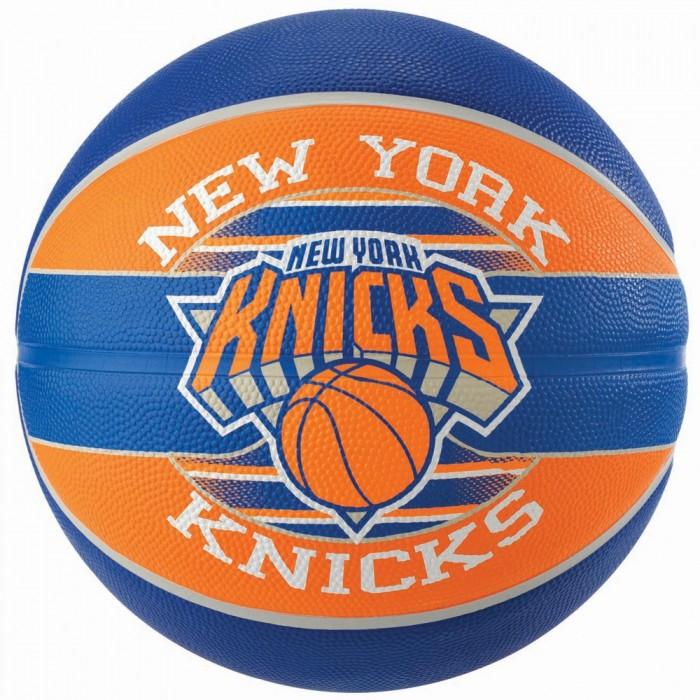 М'яч баскетбольний Spalding NBA Team NY Knicks Size 7