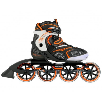 Роликові ковзани Nils Extreme NA1060S Size 39 Black/Orange