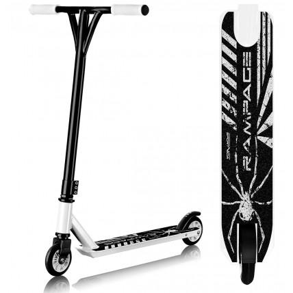 Самокат SportVida Rampage SV-WO0008 Black/White