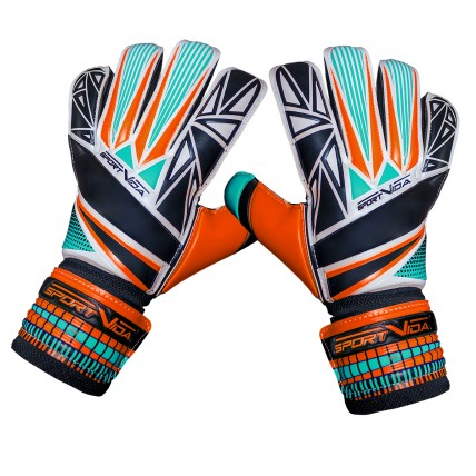 Воротарські рукавички SportVida SV-PA0005 Size 4