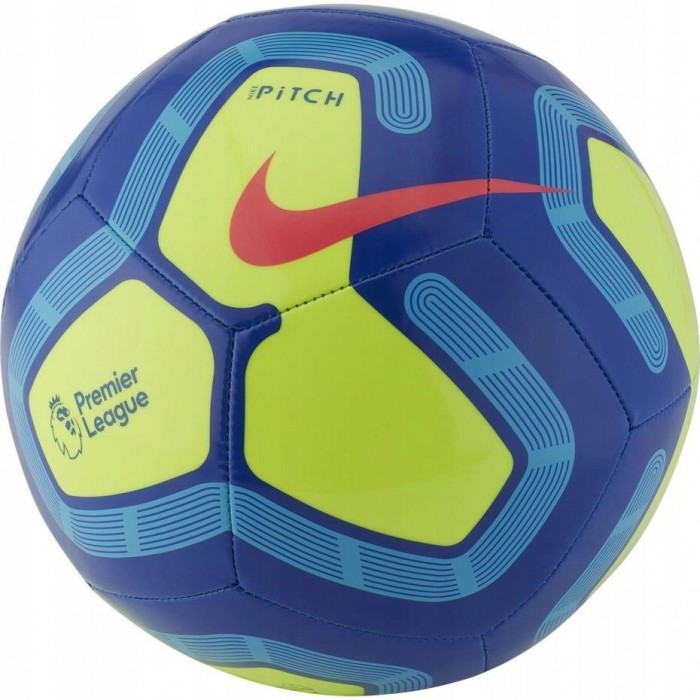 М'яч футбольний Nike Premier League Pitch SC3569-410 Size 5
