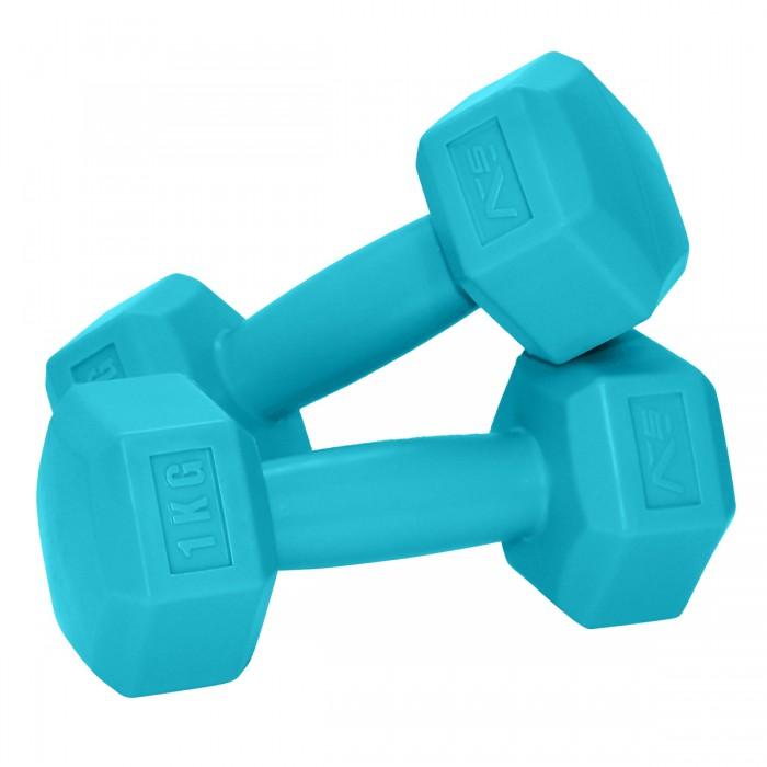 Гантелі SportVida 2 x 1 кг SV-HK0217