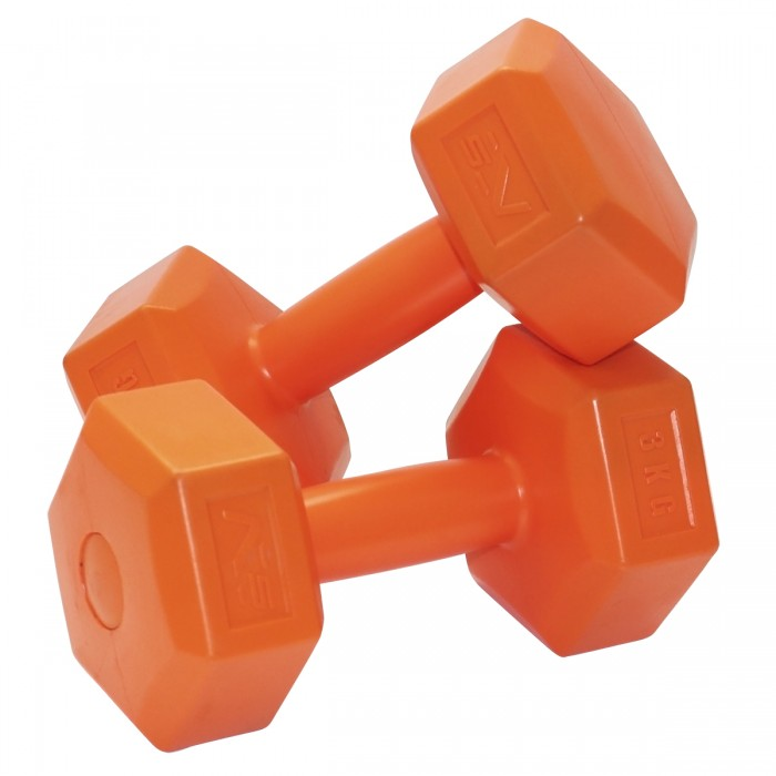 Гантели SportVida 2 x 3 кг SV-HK0219