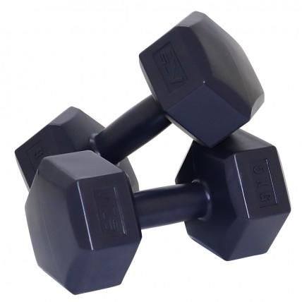 Гантелі SportVida 2 x 5 кг SV-HK0221
