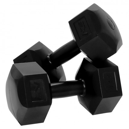 Гантелі SportVida 2 x 6 кг SV-HK0222