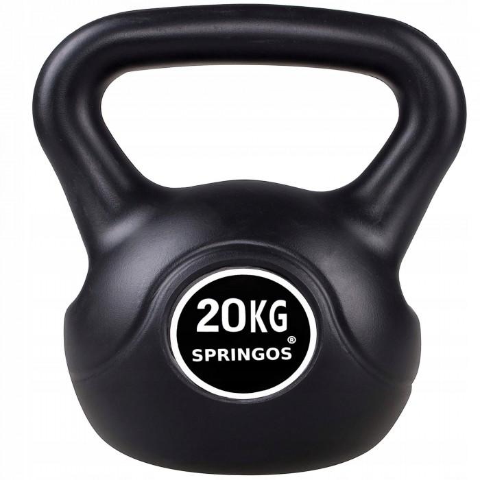Гиря спортивная (тренировочная) Springos 20 кг FA1008